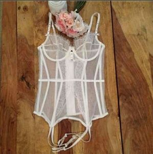 👰Victoria Secret Bridal Corset